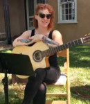 Lily M offers guitar lessons in Albuquerque, NM