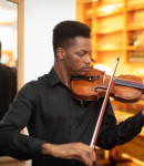 Angelo C offers viola lessons in East Village , NY