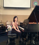 Yeseul H offers piano lessons in New Waverly , TX
