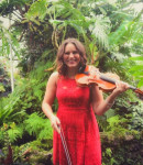 Amanda F offers violin lessons in Renton, WA