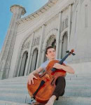 Vasyl K offers cello lessons in New Orleans , LA