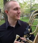 Daniel S offers trombone lessons in Baileys Crossroads , VA