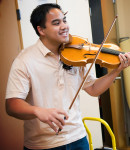 Alan A offers violin lessons in George Mason , VA