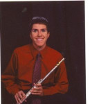 Milan C offers flute lessons in Butler, WI