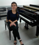 Raisa K offers music lessons in White Plains , NY