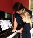 Valentina P offers music lessons in Timberlake, NC