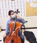 Boram H offers violin lessons in Warrendale, MI