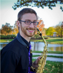 Matthew S offers saxophone lessons in Warehouse District , OH