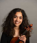 Kavita S offers violin lessons in Boston, MA