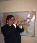 Irving G offers trumpet lessons in East Village , NY