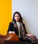 Rocio D offers cello lessons in New York , NY