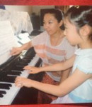 Lindsay Y offers piano lessons in Hubertus, WI