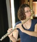 Jessica H offers flute lessons in Westampton Township , PA