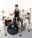 Nicholas M offers drum lessons in South Gate , CA