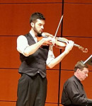 Christopher W offers violin lessons in Duluth, GA