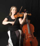 Elisa B offers cello lessons in Canby, OR