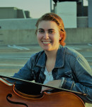 Alyssa A offers cello lessons in Creamery, PA