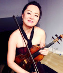 Lucy L offers violin lessons in San Bernardino , CA