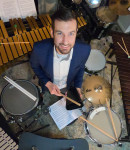 Zac J offers drum lessons in Dayton, KY