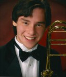 Matthew S offers trombone lessons in West Menlo Park , CA
