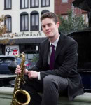 Sam B offers saxophone lessons in Dublin, PA