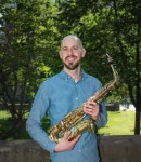 Max S offers saxophone lessons in Norfolk, CT