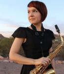 Judyta M offers saxophone lessons in Scottsdale, AZ