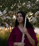 Brittney B offers flute lessons in Hufsmith, TX