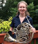 Anna S offers trumpet lessons in Fairlawn, OH