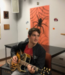 Raphael S offers guitar lessons in Holtsville, NY