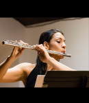 Gaby V offers flute lessons in West Miltmore , IL