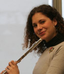Milena J offers flute lessons in Leominster, MA
