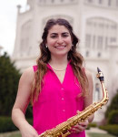Amanda C offers saxophone lessons in Milford, CT