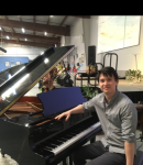 Ian S offers piano lessons in Moanalua, HI