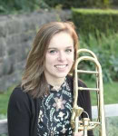 Julia D offers trombone lessons in Mc Kees Rocks , PA