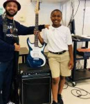 Eddie C offers bass lessons in Redan, GA
