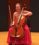 Emily D offers cello lessons in Takoma Park , MD