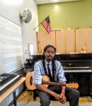Kevin W offers piano lessons in Takoma Park , MD
