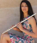 Brittney B offers flute lessons in Cinco Ranch , TX