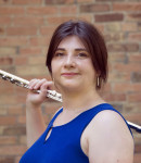 SarahB offers flute lessons in Greater East Side , MN