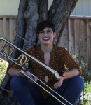 Isabelle D offers trombone lessons in East Palo Alto , CA