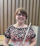 Ashley S offers flute lessons in Riverside, IN