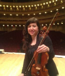 Amy B offers violin lessons in Bloomfield, NJ