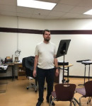 Kyle C offers voice lessons in North Bend , OH