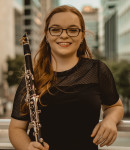 Samantha W offers clarinet lessons in New Waverly , TX