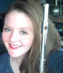 Andrea R offers flute lessons in Hudson Hill , NY
