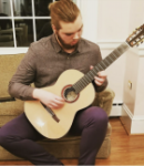 Justin M offers guitar lessons in Earlington, PA