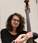 Genevieve C offers bass lessons in Ottsville, PA