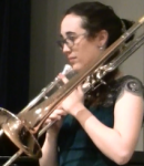 Katherine R offers trombone lessons in Montebello, CA