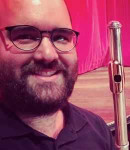 Aaron B offers flute lessons in Southaven, MS